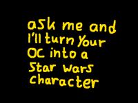 Star wars requests!!
