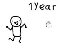 Folioscope 1 Year anniversary!
