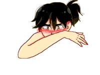 excessive blush