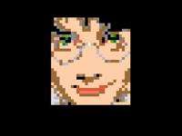 Finally finished my Harry Potter pixel art