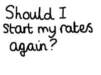 Should I?
