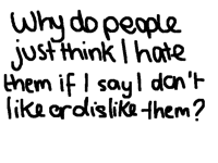 I'm just wondering