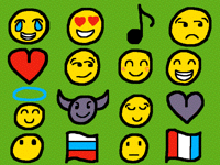 Emoji Wall 1