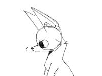 Angry Doggo (animation practice)