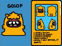 Meet Golop!