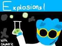 Explosion lesson