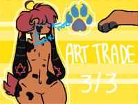 - art trades - ! Closed ¡