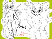Archie design redraw