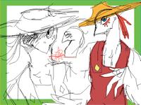 Chicken farmer[Character design]