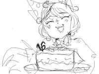 Its my birthdayy!!
