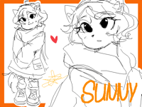 More Sunny doodles
