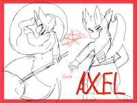 Axel [Master of Axes]