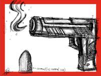 Gunshot (gun analyzing)