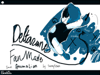 Deltarune~Small Fan made P.V.M.