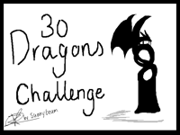30 dragon challenge first strike (12dragons)sketch