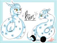 Bin snake transformation sketches