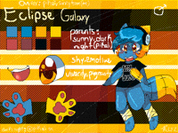 Éclipse galaxy official ref