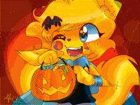 Happy early Halloween
