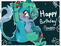 Happy birthday Amexa!!