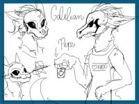 Galilian [Redraw Doodles]