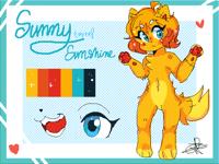 Sunny Sunshine[Tiny ref june 2020]