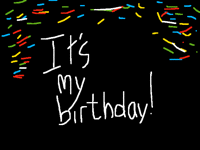 It's My Birthday!!