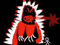 Boss creature contest