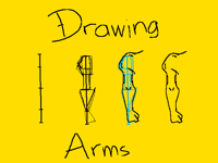 Drawing Arms!