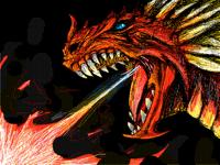 30 dragon challenge #22