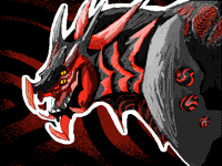 30 dragon challenge #30