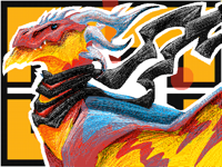 30 dragon challenge #25