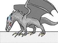 Monster inside    For contest
