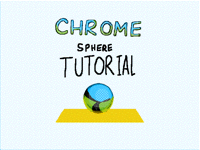 Chrome Sphere- tuto
