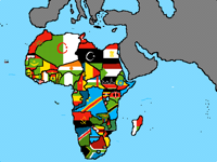 Vexillographical Africa