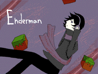 Enderman (My human version)