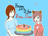 Happy B-day @Rina_Chan