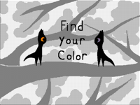 Find your color (wip)