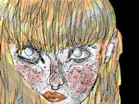 I tried to draw realistic