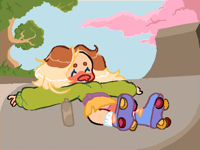 i wanna go rollerskating againn