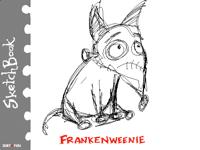 Frankenweenie (sketch)
