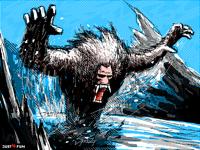 Yeti Attack