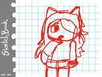 Sketch + coloring