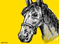 Horse (a sketch) Remake