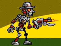 Robot Gunfighter