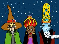 The three Magi