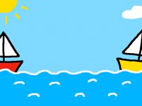 Collision at sea