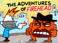 The Adventures of FIREHEAD expanded