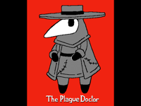 The Plague Doctor (a study)
