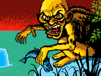 Gollum (Lord of the Rings)
