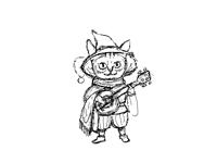 Cat [study]